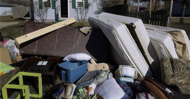 The Latest: Officials in southwest Missouri want FEMA buyout